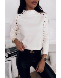 Bluza - kod 2899 - 1 - bijela