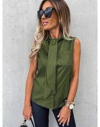 Košulja - kod 5531 - maslinasto zelena