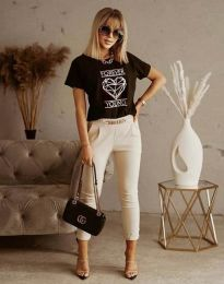 Majica - kod 1547 - crna
