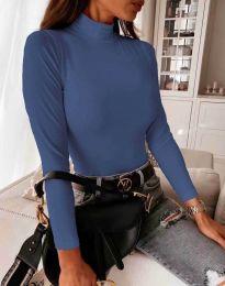 Bluza - kod 6087 - plava