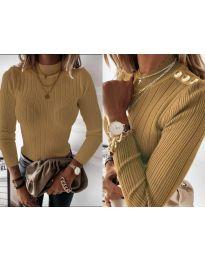 Bluza - kod 9930 - senf