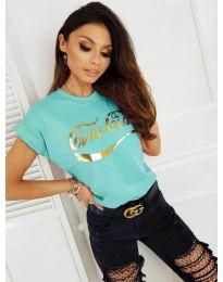 Majica - kod 3659 - menta