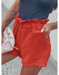 Kratke hlače - kod 4747 - koralj