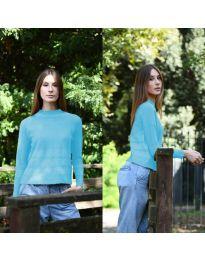 Bluza - kod 912 - plava