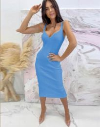 Haljina - kod 10033 - plava
