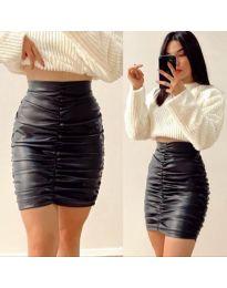 Suknja - kod 1228 - 1 - crna
