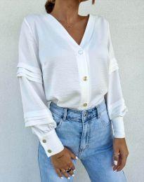 Košulja - kod 7492 - bijela
