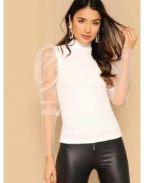 Bluza - kod 3562 - bijela