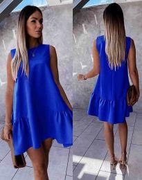 Haljina - kod 3456 - plava