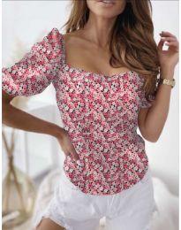 Bluza - kod 9897 - roze