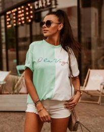 Majica - kod 0563 - 2 - šarena