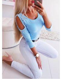 Bluza - kod 3272 - plava