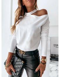 Bluza - kod 41511 - bijela