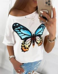 Majica - kod 1545 - 1 - bijela