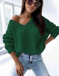 Džemper - kod 0283 - zelena