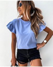 Majica - kod 520 - svijetlo plava