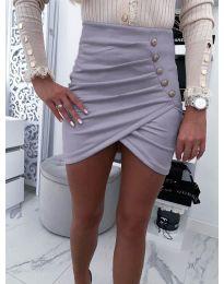 Suknja - kod 021 - svijetlo ljubičasta