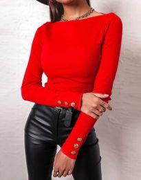 Bluza - kod 11565 - crvena