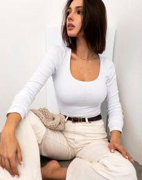 Bluza - kod 11662 - bijela