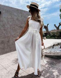 Haljina - kod 4806 - bijela