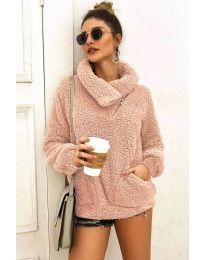 Bluza - kod 2219 - roze