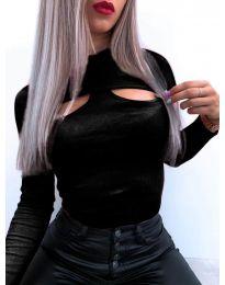 Bluza - kod 1412 - crna