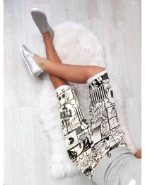 Kratke hlače - kod 189 - bijela