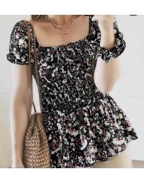 Bluza - kod 3464 - crna