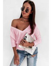 Bluza - kod 3478 - roze
