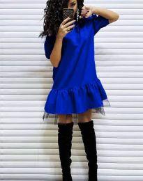 Haljina - kod 2856 - plava