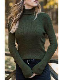 Bluza - kod 518 - maslinasto zelena