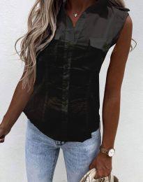 Košulja - kod 0158 - 2 - crna
