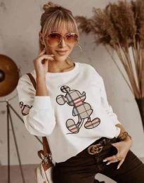 Bluza - kod 2959 - bijela