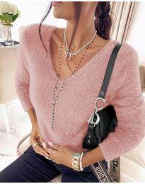 Bluza - kod 8051 - roze