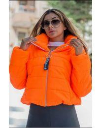 Jakna - kod 9161 - 6 - narančasta