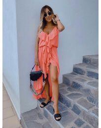 Haljina - kod 0081 - narančasta