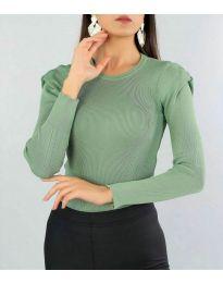 Bluza - kod 374 - zelena