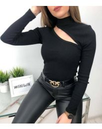 Bluza - kod 6363 - crna