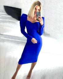 Haljina - kod 3865 - plava
