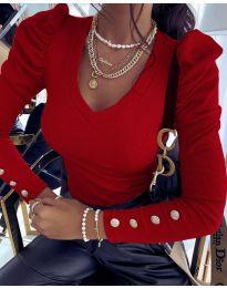 Bluza - kod 2065 - 1 - crvena