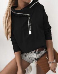 Bluza - kod 48533 - crna