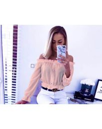 Košulja - kod 4126 - roze