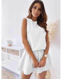 Haljina - kod 477 - bijela