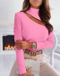 Bluza - kod 11490 - roze