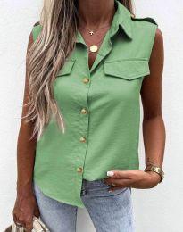 Košulja - kod 6598 - zelena