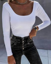 Bluza - kod 4833 - bijela