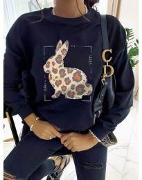 Bluza - kod 4001 - crna