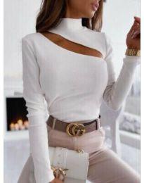Bluza - kod 11490 - bijela
