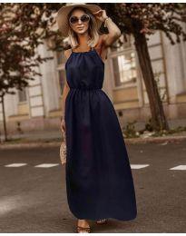 Haljina - kod 3323 - tamno plava