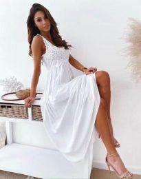 Haljina - kod 4807 - bijela